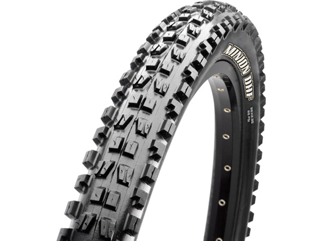 """Maxxis Minion DHF Vouwband 29x2,60"""" DC EXO+ TR, black"""